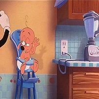"""21-3. Max made you want to be a better person, like when he skated into a stranger's house and saved a profoundly ugly baby from electrocuting itself. 