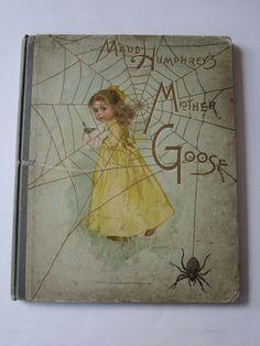 MAUD HUMPHREY'S MOTHER GOOSE. Illus. by Humphrey, Maud