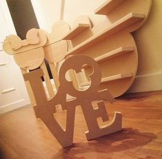 """10k Likes, 86 Comments - Disney At Home (@disney_at_home) on Instagram: """"We love these cute #DisneyDIY additions to your home @katiewest14, your husband's work is perfect,…"""""""