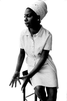 Nina Simone...a genius and a queen....what could be more beautiful than that?