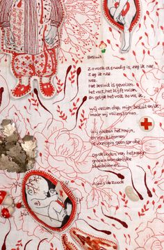 Karin van der Linden.Gedicht Besluit- Alexis de Roode. www.alexisderoode.nl Click 3x to enlarge.