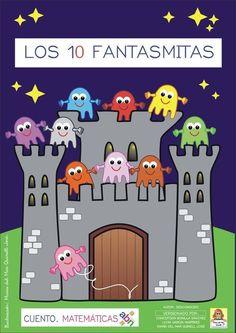 Un cuento es el mejor hilo conductor de actividades infantiles: plásticas, artísticas, del lenguajes, dramatizables, etc. y por supuesto d...