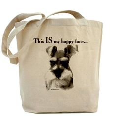 Mini Schnauzer Happy Face Pets Tote Bag by CafePress CafePress,http://www.amazon.com/dp/B00C6SK7K2/ref=cm_sw_r_pi_dp_UWKLrbBC12B344BC #minischnauzer #schnauzer