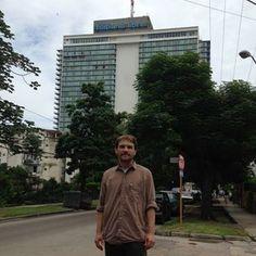 Jacob Thomas, Havana, Cuba, September 2013