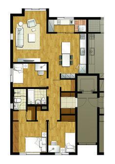 평형별 도면설계 - 아크로스는 목조주택 전문시공 기업입니다. by 아크로스 archros.net