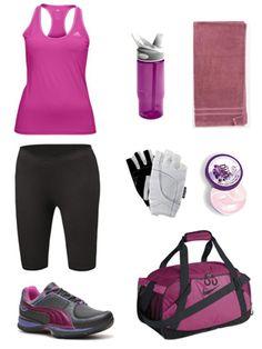 Look para hacer #deporte http://www.marie-claire.es/moda/consejos-moda/articulo/look-fashion-para-ir-al-gym-741369125162