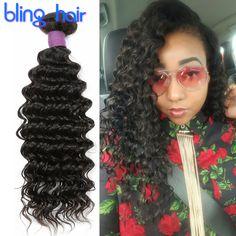 8A Mink Brazilian Deep Wave Virgin Hair 4 Bundles Deep Wave Brazilian Hair Annabelle Hair Brazilian Deep Wavy Curly Human Hair