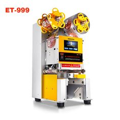ET-999 automatic high-quality professional design cup sealer cup sealing of industrial machine for small businesses 110V and220V #Affiliate