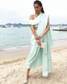 Cannes 2017: Sonam Kapoor looks stunning during a photo session at the French Riviera | PINKVILLA