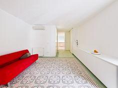 Apartment with Spanish tiles by Romero Vallejo Arquitectos   Remodelista
