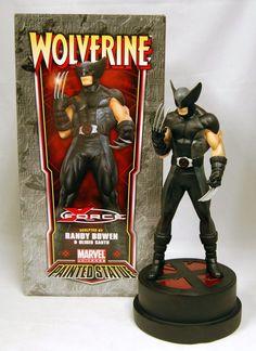 Bowen Designs Marvel Comics X-Men X Factor Wolverine Statue Figure #62/1400