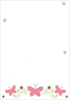 This Pin was discovered by ~❁A Frame Floral, Flower Frame, Page Borders Design, Border Design, Borders For Paper, Borders And Frames, Goodnotes 4, Baby Shower Invitaciones, Floral Border