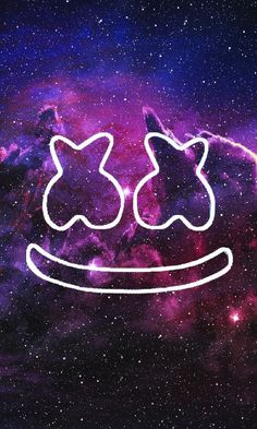 Marshmello Wallpapers - Here you will find various marshmallo wallpapers Graffiti Wallpaper, Neon Wallpaper, Music Wallpaper, Wallpaper Iphone Cute, Cellphone Wallpaper, Screen Wallpaper, Mobile Wallpaper, Wallpaper Backgrounds, Cute Galaxy Wallpaper