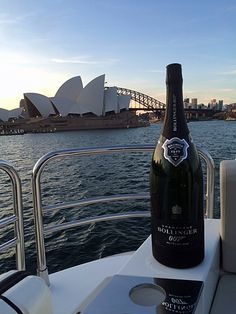 007 Spectre - Champagne of 007 from Sydney