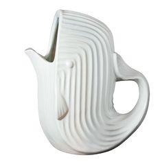 desiary.de - Wasserkrug Wal Weiss von Jonathan Adler/ whale jug.