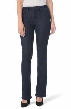 NYDJ Barbara Stretch Bootcut Jeans (Regular & Petite)