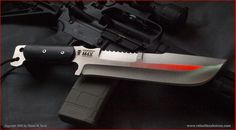 RELENTLESS M4X SPECIAL EDITION MOVIE KNIFE