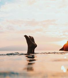 Dive Deeper oh and the sunsets in Hawaii are something else