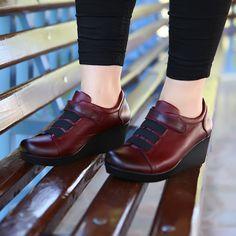 Bordo Comfort Ayakkabı - Ayakkabı Çanta Dükkanı Men Dress, Dress Shoes, Oxford Shoes, Shoe Bag, Bags, Fashion, Handbags, Moda, Fashion Styles