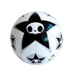 TOKIDOKI SOCCER BALL!!! Adrianna sooooo needs one of these!!! :)