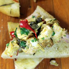 Inspired By eRecipeCards: Italian Chicken Salad (Insalata di pollo)