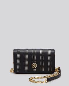 Black Mini Bag - Robinson Perforated