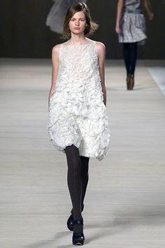 Chloé Fall 2006 Ready-to-Wear Fashion Show - Bette Franke