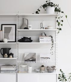 String Shelving System | The Design Chaser | Is To Me