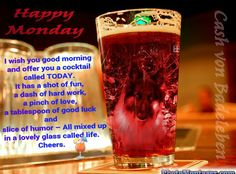 Happy Monday Join us at  www.facebook.com/cash.von.badeleben :)