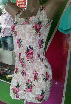 Vestido GUABU Paraguay. Boutique Gis'ara