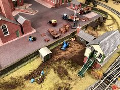Check out the website for a few close up photographs of my layout & a few thoughts on the whole Model Railway hobby! Take a peek: https://www.sortofinteresting.com/blog/thoughts-on-building-a-model-railway