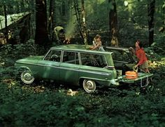 Vintage Mercedes Benz station wagon I want one bad