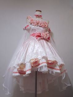 Old Fashion Dresses, Vintage Style Dresses, Fashion Outfits, Cute Casual Outfits, Pretty Outfits, Pretty Dresses, Kawaii Dress, Kawaii Clothes, Cosplay Outfits