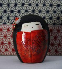 Kokeshi Akai