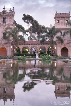 Mary & Eric - Balboa Park, San Diego Wedding | Christina Dely Photography