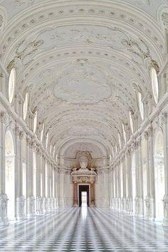 Palace of Venaria, Turin, Italy