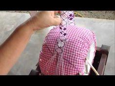 Cómo aprender a confeccionar Mundillos o Encajes de Bolillos?