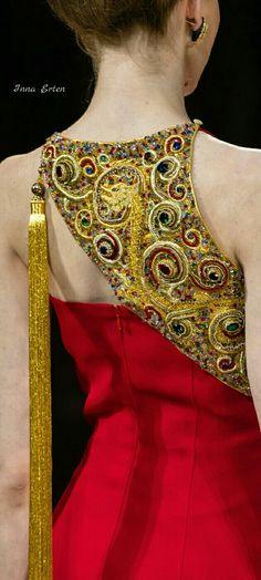 Guo Pei | Haute Couture | Fall 2016