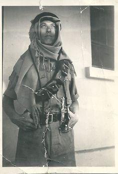 Desert Warrior from WWI.