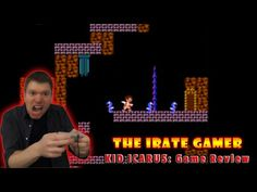 awesome Video Games - Kid Icarus NES Video Game Review | The Irate Gamer S5E2 #Video #Games #Youtube
