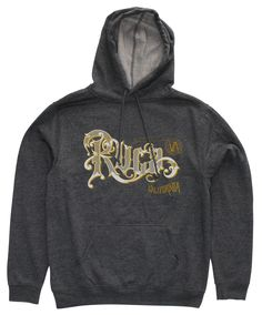New mens RVCA hoodies at Red E Surf!