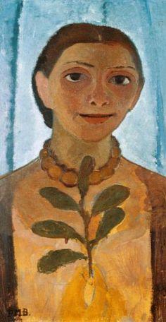 Paula Modersohn-Becker - Die Malerin mit Kamelienzweig