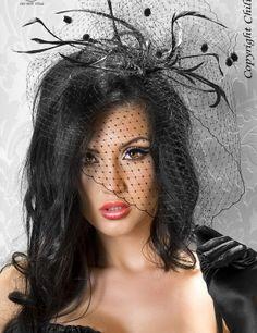Feather Net Veil Mini Top Hat Fascinator Hair Clip Burlesque Hen Do Party Fascinator Headband, Fascinator Hairstyles, Veil Hairstyles, Fascinators, Vintage Headpiece, Wedding Hair Clips, Wedding Shoes, Wedding Dress, Costume Hats