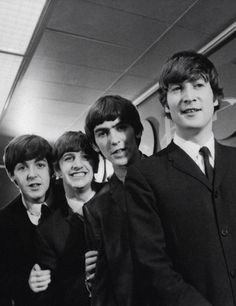 ~It's been a hard day's night