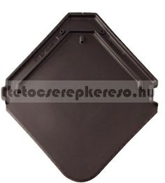 Bramac Smaragd matt, antracit, engóbozott tetőcserép akciós áron a tetocserepkereso.hu ajánlatában Sheet Pan, Springform Pan