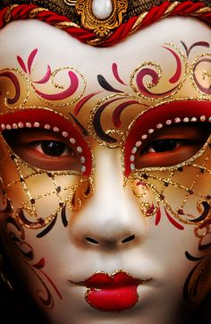 Venetian Masquerade Masks | venetian mask by bazouu photography people portraits cosplay venetian ...