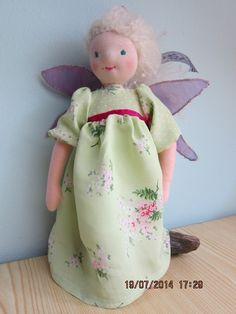 Morgan fairy magical forest fairy fairy doll with meadow