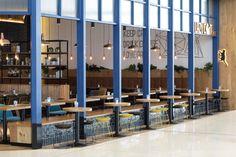 Lazy Cat Cafe by Span Design, Lidcombe – Australia » Retail Design Blog