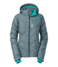 06923144252f The North Face Women s Jackets   Vests Skiing Snowboarding WOMEN S MANZA  DOWN JACKET Manteau De