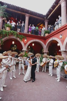 Mexican destination wedding at San Miguel de Allende wedding destination Charro Wedding, Mariachi Wedding, Perfect Wedding, Dream Wedding, Hacienda Wedding, Spanish Wedding, Wedding Music, Wedding Styles, Wedding Ideas